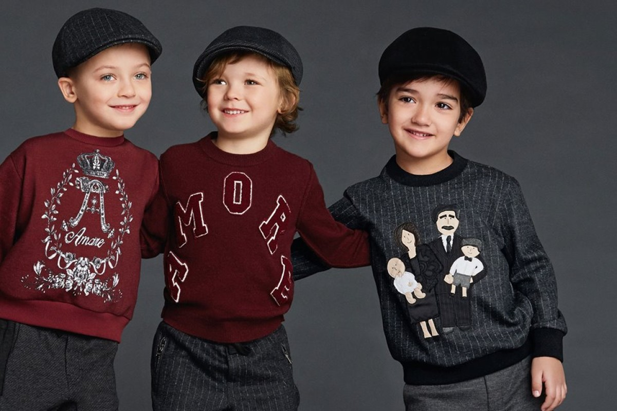 Dolce & Gabbana Kids | Fall 2015