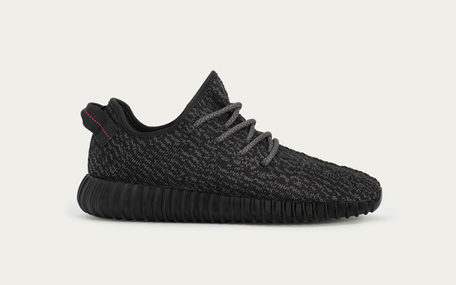 Adidas Originals Yeezy Boost 350 Black by Kanye West Chega ao Brasil