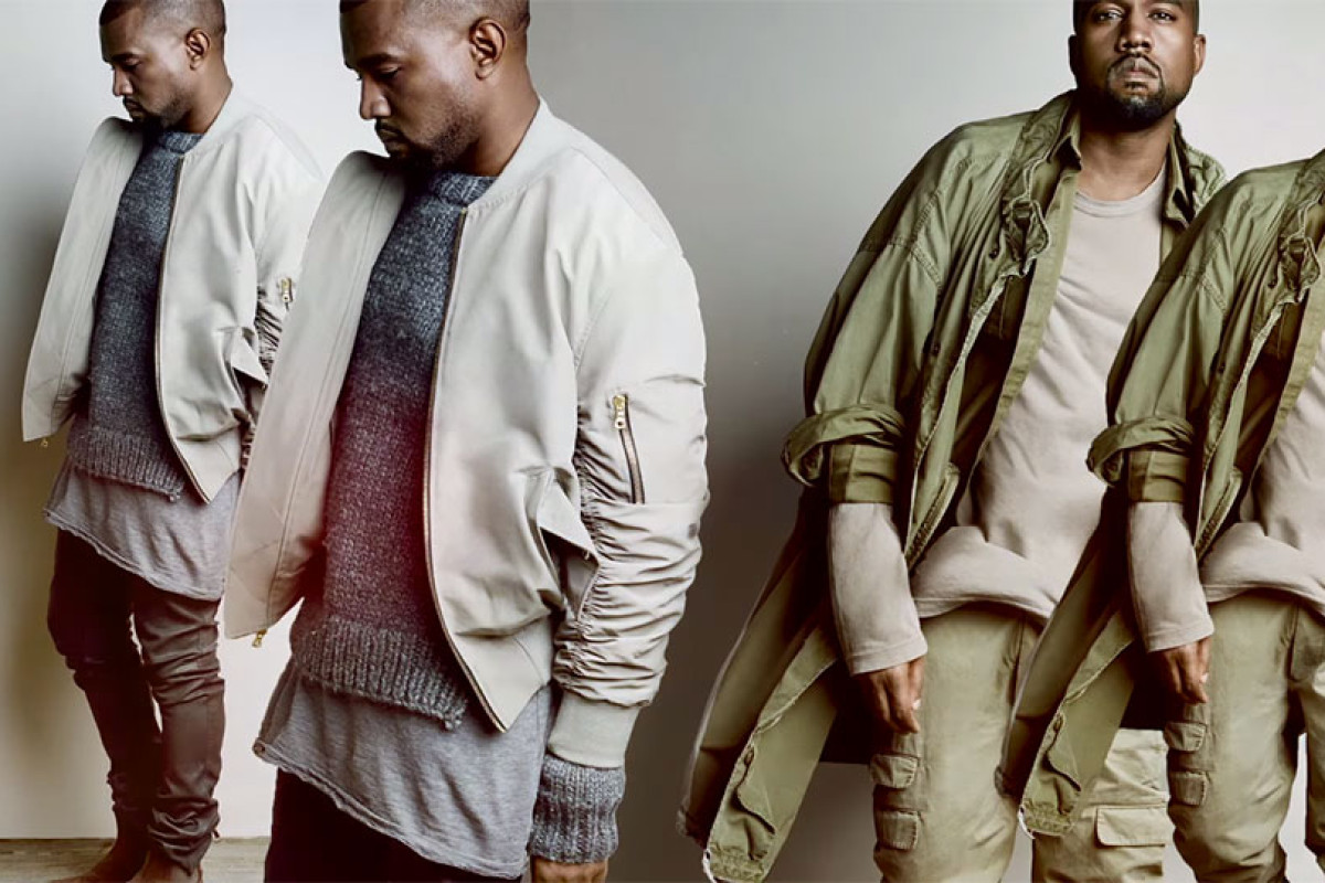 GQ Magazine mostra preview da Yeezy Season 1 para Adidas Originals