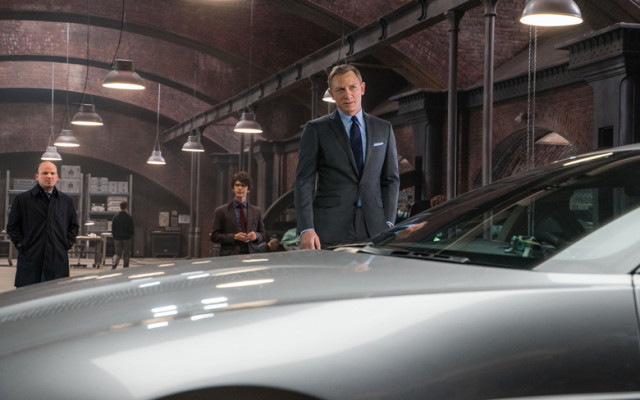 "James Bond continua sua ""parceria"" com Tom Ford para novo filme"