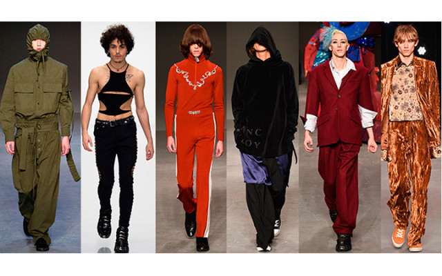 London Collections: Men | Fall 2016 – Primeiro Dia