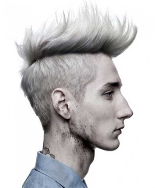 Hairstyle-Men-Mohawk