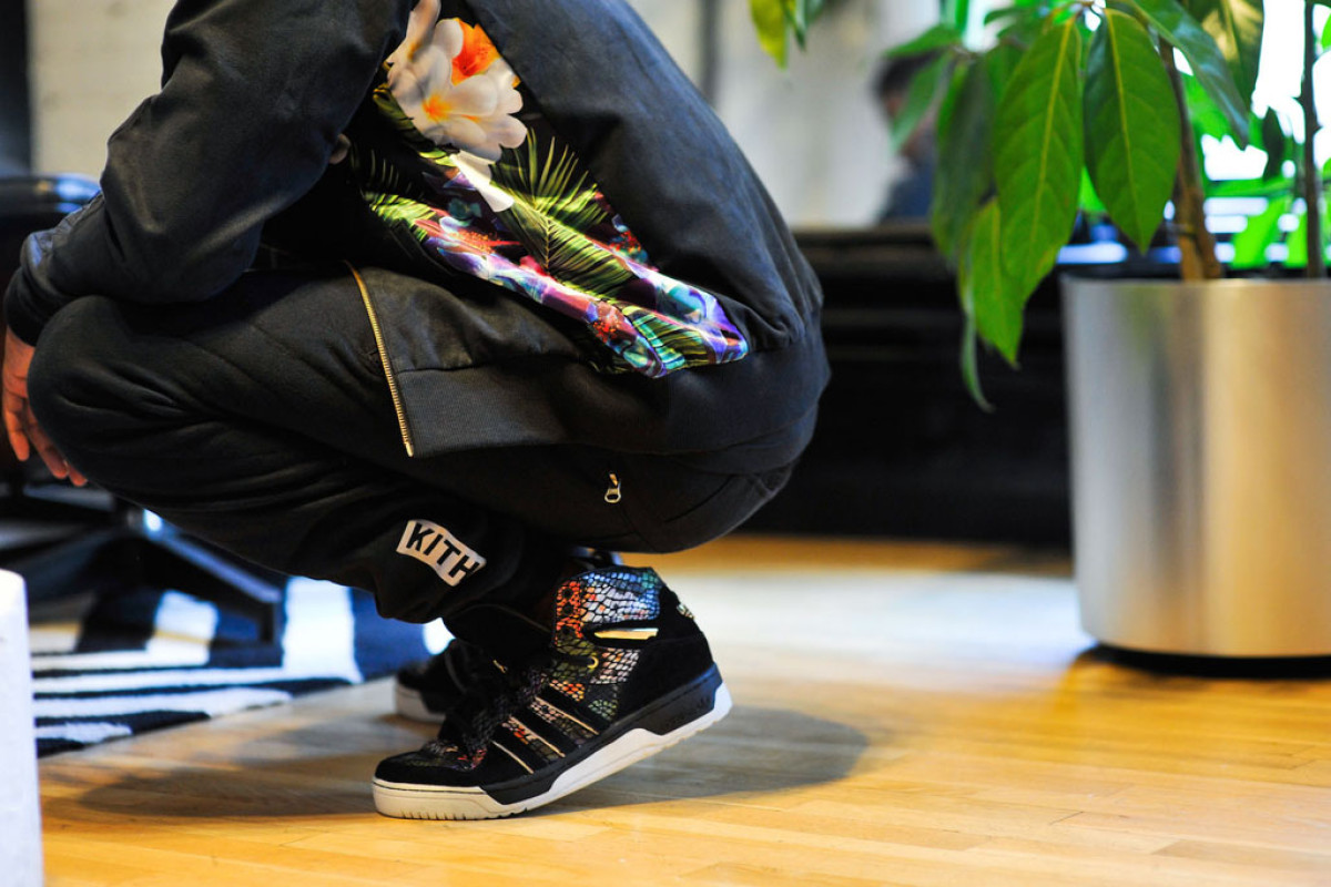 "Adidas Originals x Big Sean ""Metro Atittude"""