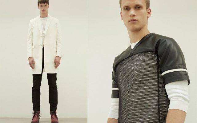 Calvin Klein Collection desiste de desfile e apresenta coleção Spring/Summer 2017 em lookbook na Milan Fashion Week: Men