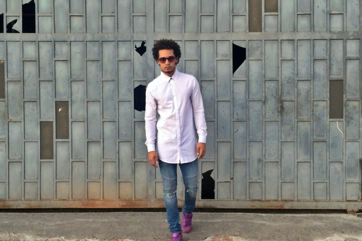 Look da Semana | Long White Shirt On
