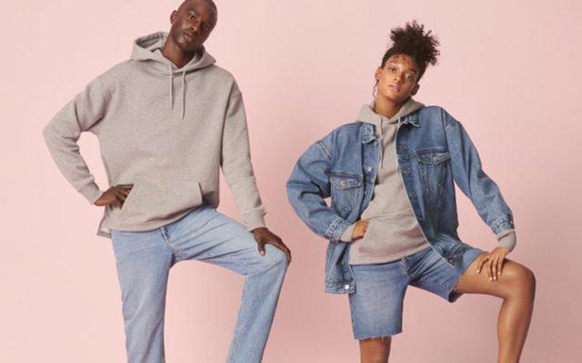 H&M lança a primeira coleção de Jeans Sem Gênero