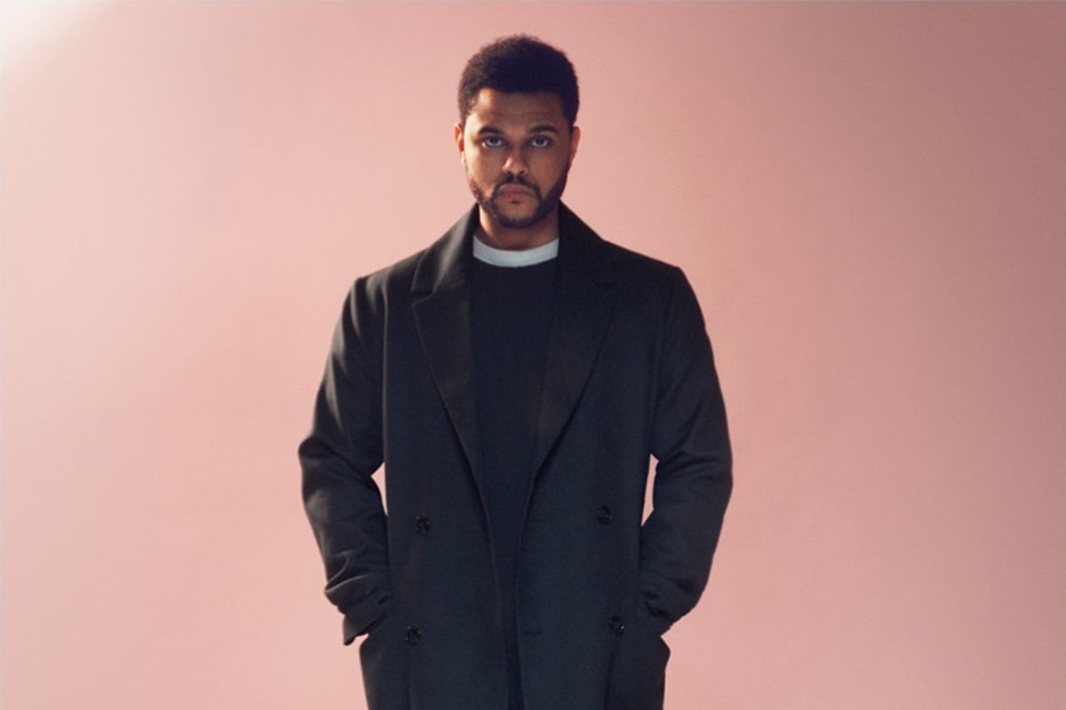 H&M convoca The Weeknd para a campanha Spring Icons
