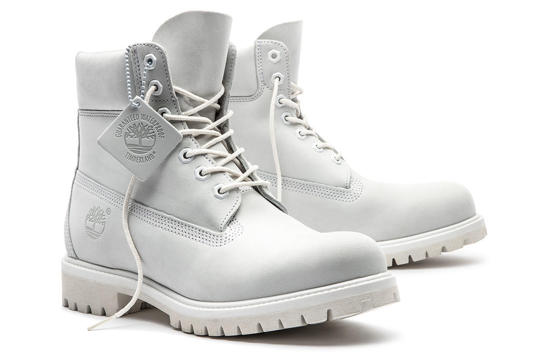 White Tims Shoes
