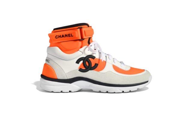 Chanel entrou de vez no mundo dos Sneakers em nova coleção