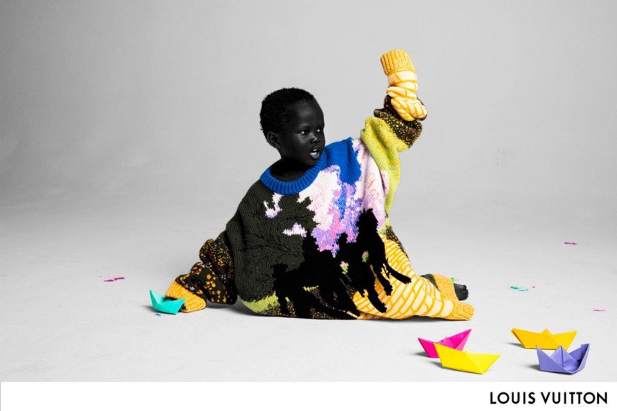 Virgil Abloh traz protagonismo Negro em sua primeira campanha para Louis Vuitton