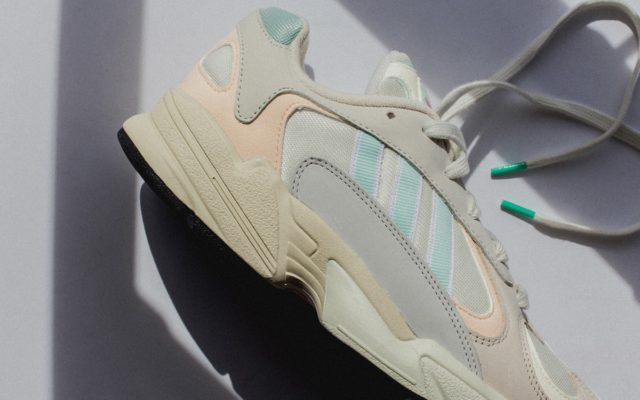 "Adidas Originals apresenta a ""Ice Mint"" como nova colorway do aclamado Yung-1"