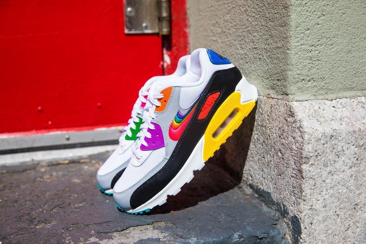 BeTrue | O Pride Pack da Nike agora está Completo