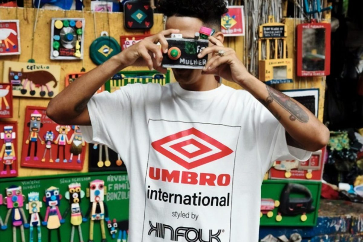 Umbro e Kinfolk fazem collab que celebra o lifestyle do Carioca