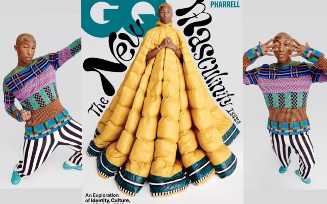 "Pharrell Williams fala sobre a ""Nova Masculinidade"" na GQ"