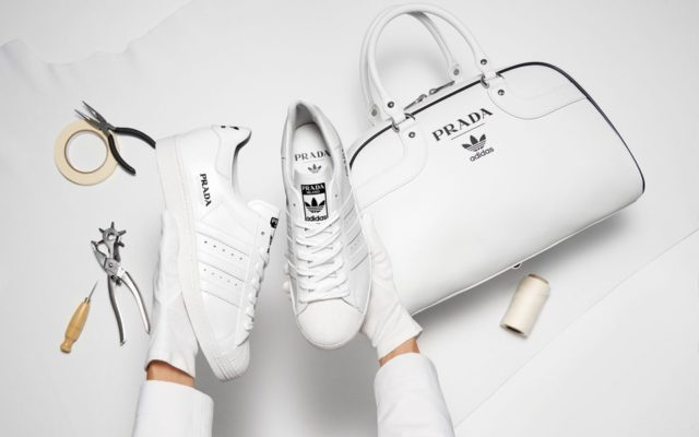 Adidas Originals x Prada | collab vem celebrando os 50 anos do Superstar