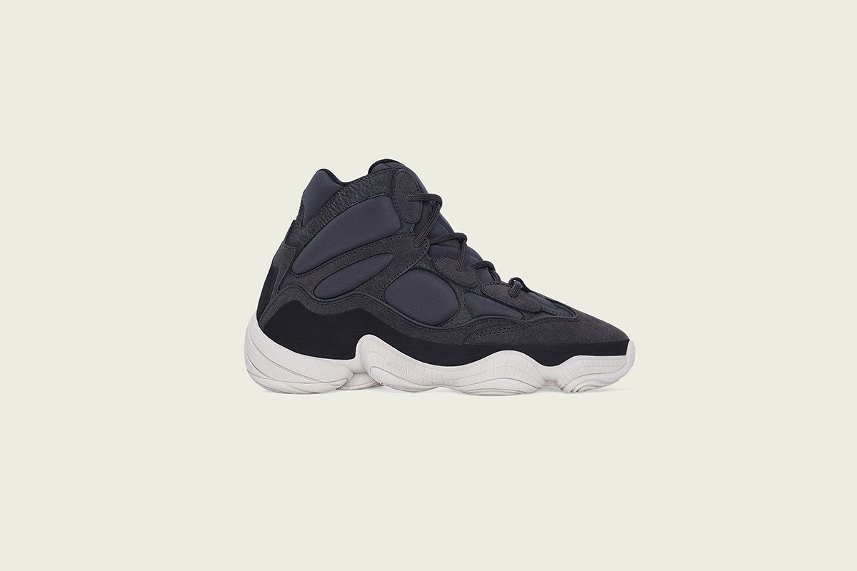 Adidas Originals apresenta o Yeezy 500 High Slate