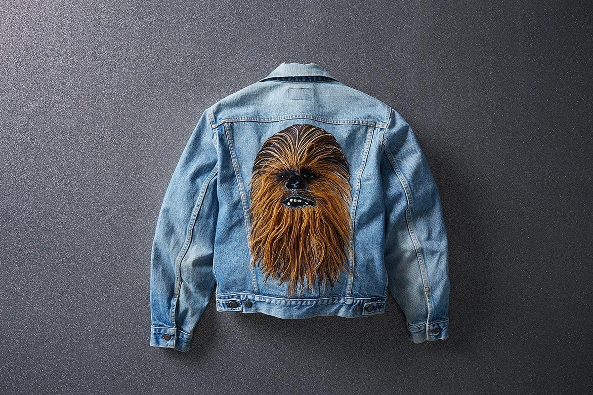 Levi's traz jaqueta super exclusiva para os fãs de Star Wars