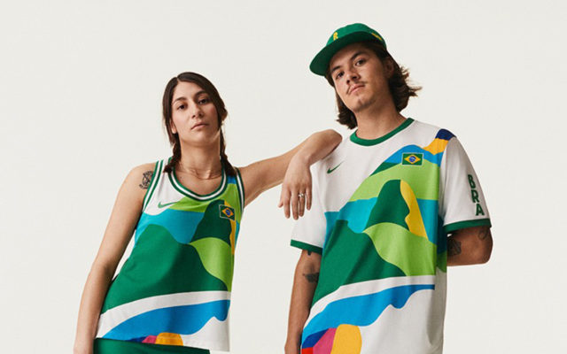 Nike e Piet Parra assinam uniforme do time de Skate do Brasil para as Olimpíadas