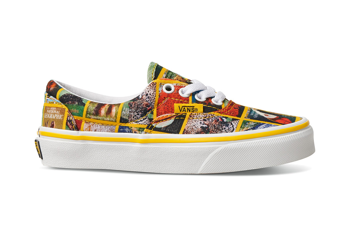 Vans lança collab com a National Geographic