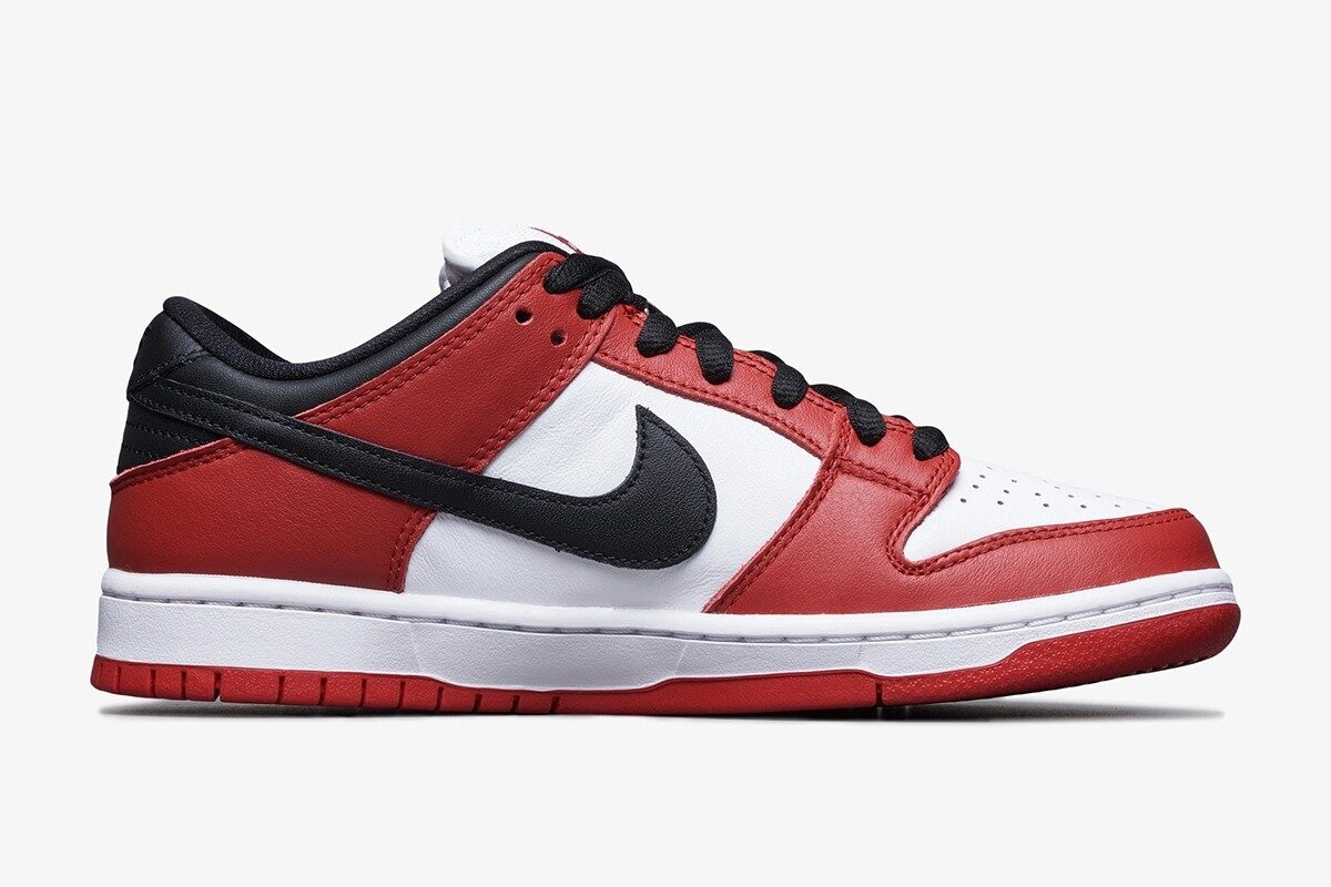"Nike traz Dunk Low ""Chicago"" para o J-Pack"
