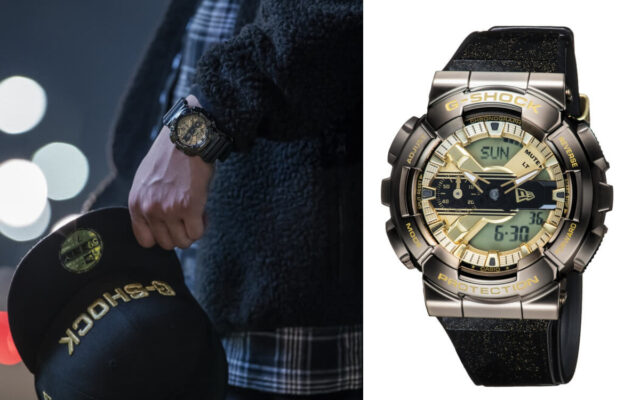 G-Shock traz collab com a New Era