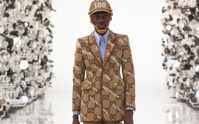 Explosão da Logomania | Gucci comemora 100 anos em collab inédita com a Balenciaga