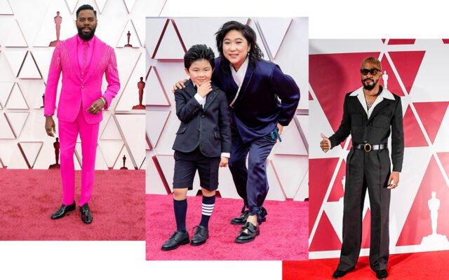 Oscar 2021 Red Carpet   os caras mais estilosos da Premiação